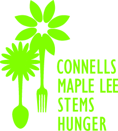 Connells Maple Lee Stems Hunger logo